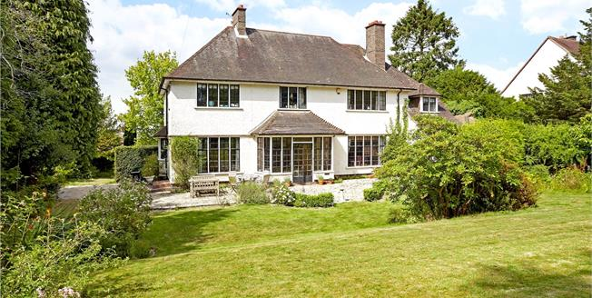 Asking Price £1,295,000, 5 Bedroom Detached House For Sale in Kent, TN2