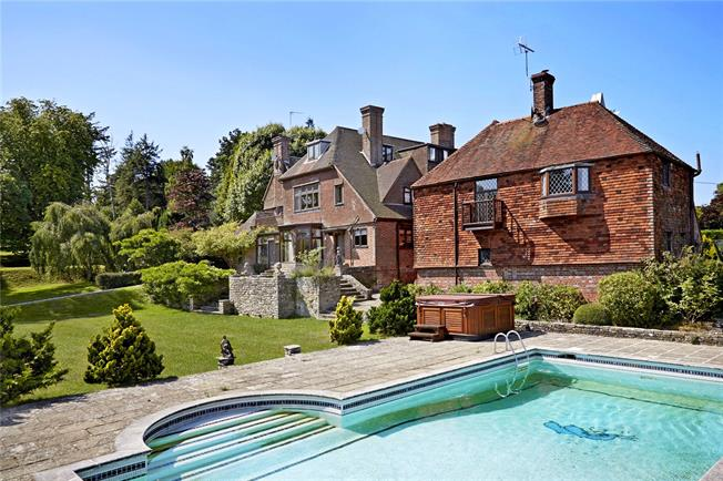 Guide Price £1,995,000, 12 Bedroom Detached House For Sale in Robertsbridge, East Susse, TN32
