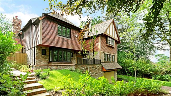 Offers in excess of £1,000,000, 5 Bedroom Detached House For Sale in Crowborough, TN6