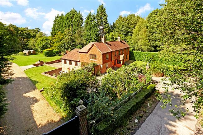 Asking Price £1,295,000, 5 Bedroom Detached House For Sale in Withyham, TN7