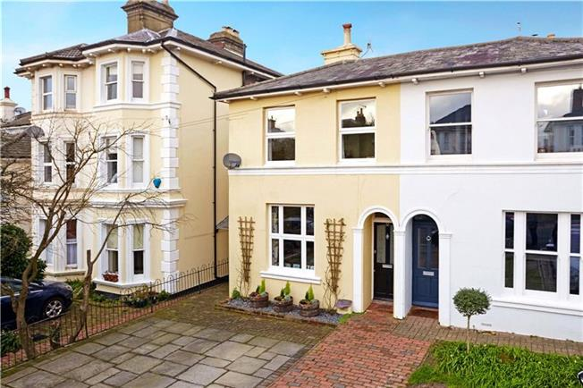 Asking Price £695,000, 4 Bedroom Semi Detached House For Sale in Tunbridge Wells, TN1