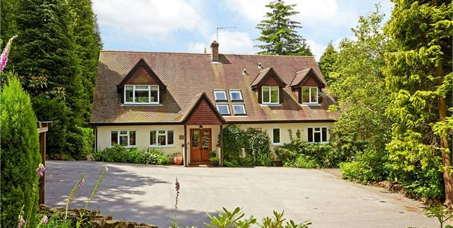 Asking Price £990,000, 4 Bedroom Detached House For Sale in St. Johns, TN6