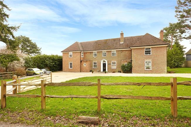 Asking Price £1,395,000, 6 Bedroom Detached House For Sale in East Sussex, TN5