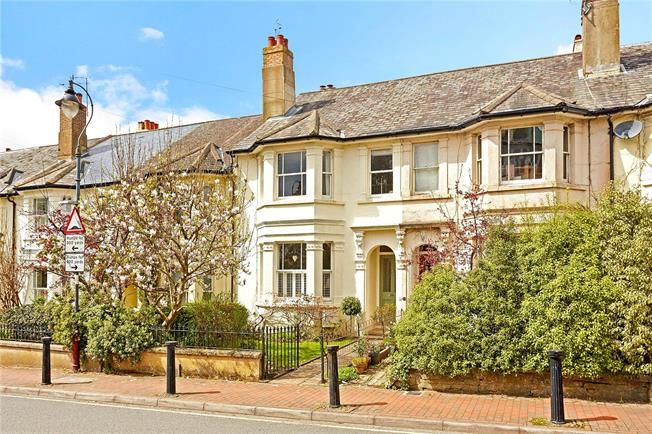 Asking Price £720,000, 3 Bedroom Terraced House For Sale in Tunbridge Wells, TN1
