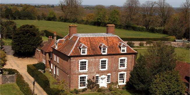 Asking Price £2,850,000, 8 Bedroom Detached House For Sale in East Sussex, TN5