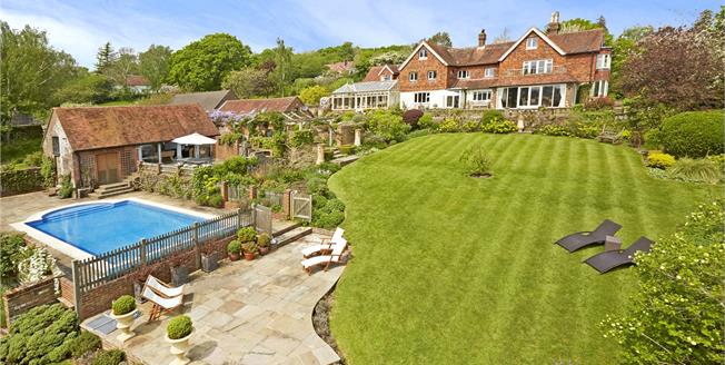 Asking Price £1,850,000, 5 Bedroom Detached House For Sale in East Sussex, TN32