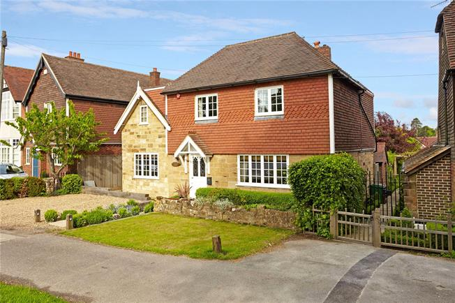 Offers in excess of £895,000, 4 Bedroom Detached House For Sale in Langton Green, TN3