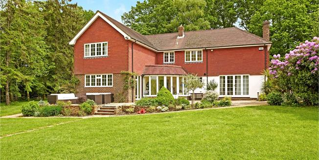 Asking Price £1,295,000, 7 Bedroom Detached House For Sale in Crowborough, TN6