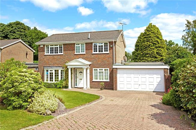 Asking Price £595,000, 4 Bedroom Detached House For Sale in East Sussex, TN6