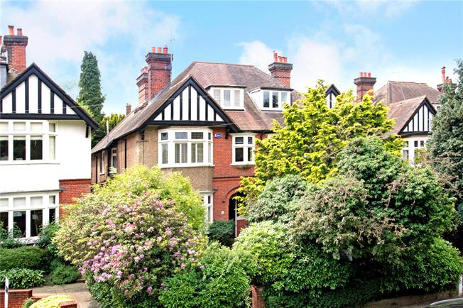 Asking Price £1,100,000, 5 Bedroom Semi Detached House For Sale in Tunbridge Wells, TN2