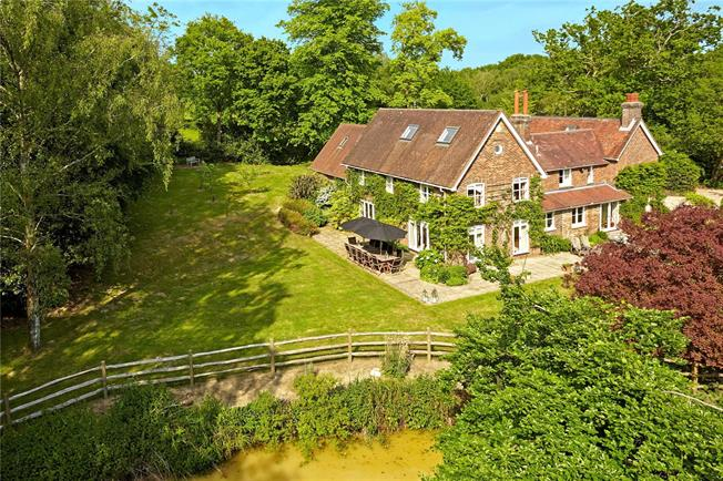 Asking Price £1,400,000, 7 Bedroom Detached House For Sale in Heathfield, TN21