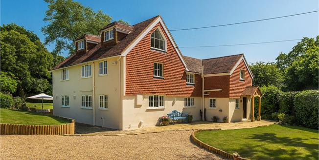 Asking Price £1,450,000, 5 Bedroom Detached House For Sale in East Sussex, TN20