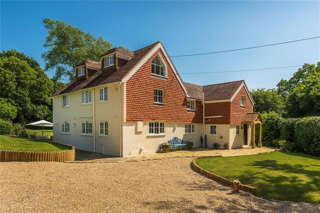 Asking Price £1,585,000, 5 Bedroom Detached House For Sale in Mayfield, TN20
