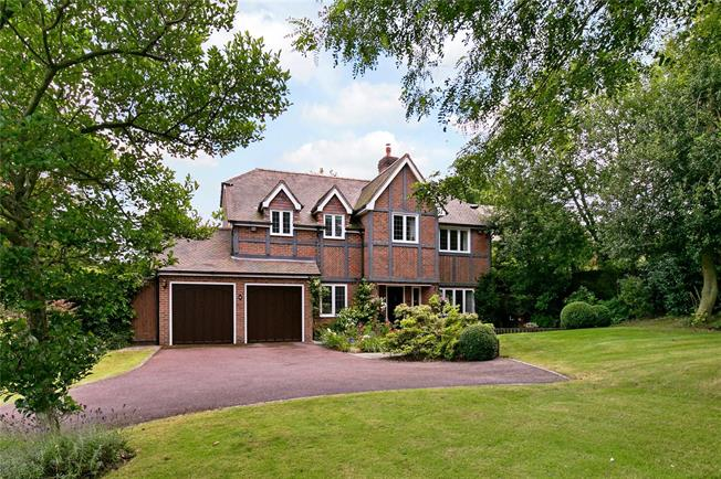 Asking Price £785,000, 5 Bedroom Detached House For Sale in Crowborough, TN6