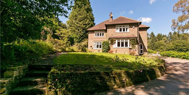 Asking Price £875,000, 4 Bedroom Detached House For Sale in Crowborough, East Sussex, TN6
