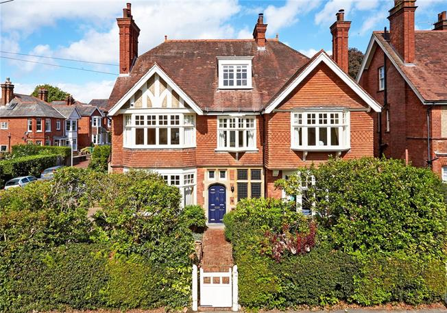 Asking Price £1,495,000, 7 Bedroom Detached House For Sale in Kent, TN4