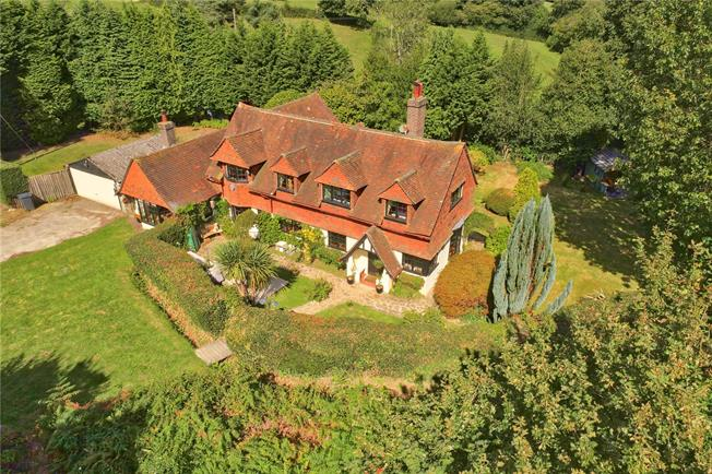 Offers in excess of £1,100,000, 4 Bedroom Detached House For Sale in East Sussex, TN22