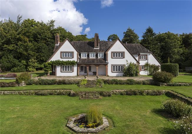 Asking Price £1,395,000, 6 Bedroom Detached House For Sale in Crowborough, TN6