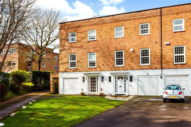 Asking Price £625,000, 4 Bedroom Terraced House For Sale in Kent, TN1