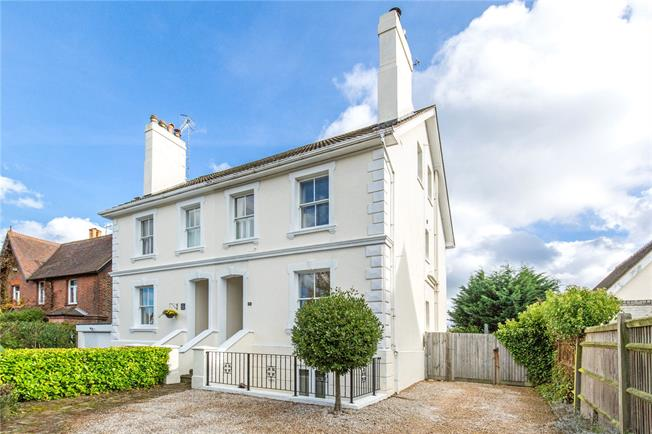 Asking Price £865,000, 4 Bedroom Semi Detached House For Sale in Kent, TN2