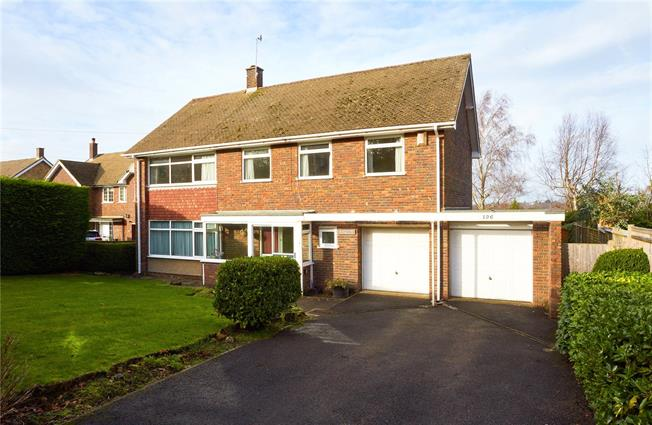 Offers in excess of £695,000, 5 Bedroom Detached House For Sale in Kent, TN2