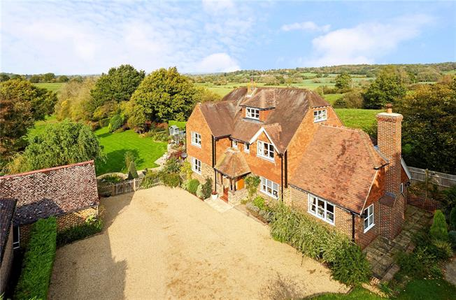 Offers in excess of £1,500,000, 6 Bedroom Detached House For Sale in Tonbridge, Kent, TN11