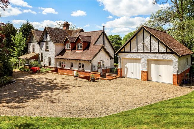 Offers in excess of £920,000, 4 Bedroom Detached House For Sale in East Sussex, TN6