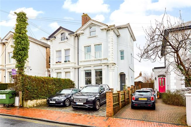 Asking Price £1,000,000, 4 Bedroom Semi Detached House For Sale in Tunbridge Wells, TN1
