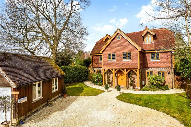Asking Price £899,950, 6 Bedroom Detached House For Sale in Crowborough, TN6