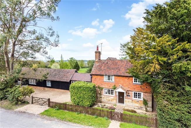 Asking Price £1,295,000, 5 Bedroom Detached House For Sale in Wadhurst, East Sussex, TN5
