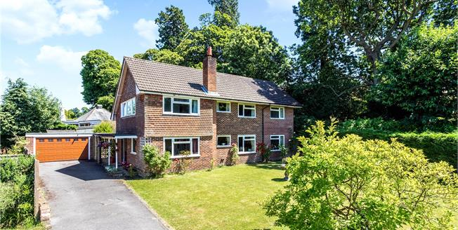 Asking Price £845,000, 5 Bedroom Detached House For Sale in Tunbridge Wells, TN2