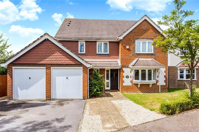 Asking Price £565,000, 5 Bedroom Detached House For Sale in Crowborough, TN6