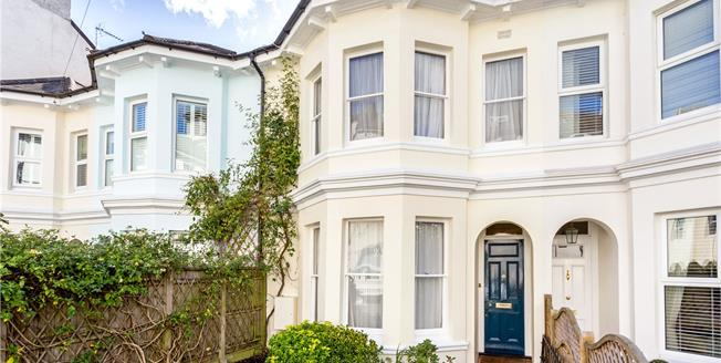 Offers in excess of £595,000, 3 Bedroom Terraced House For Sale in Tunbridge Wells, TN1