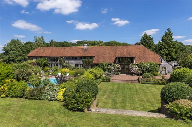 Guide Price £2,000,000, 6 Bedroom House For Sale in Mayfield, TN20