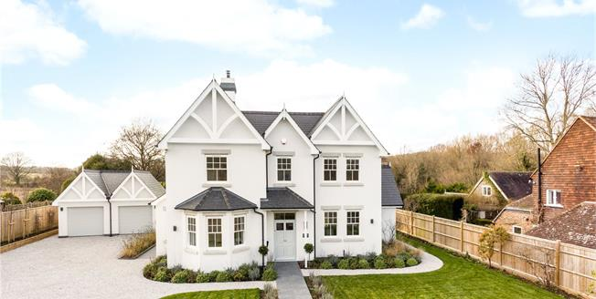 Guide Price £1,000,000, 4 Bedroom Detached House For Sale in Hartfield, East Sussex, TN7