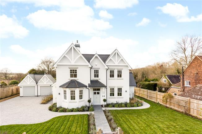 Offers in excess of £1,000,000, 4 Bedroom Detached House For Sale in Hartfield, East Sussex, TN7