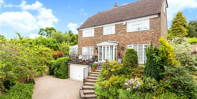 Asking Price £1,130,000, 5 Bedroom Detached House For Sale in Tunbridge Wells, TN2