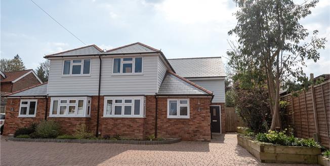 Asking Price £575,000, 3 Bedroom Semi Detached House For Sale in Pembury, TN2