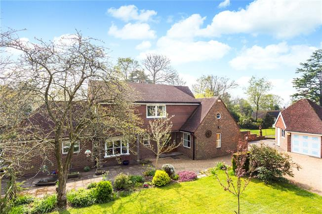 Offers in excess of £750,000, 4 Bedroom Detached House For Sale in Mayfield, TN20