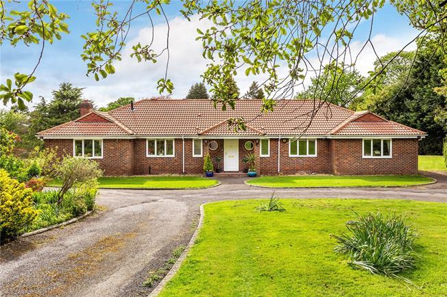 Asking Price £1,500,000, 5 Bedroom Detached House For Sale in Tunbridge Wells, Kent, TN3