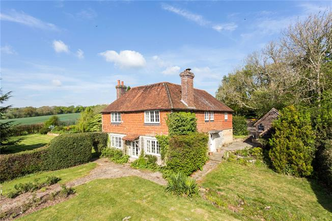 Asking Price £1,150,000, 4 Bedroom Detached House For Sale in Hartfield, TN7
