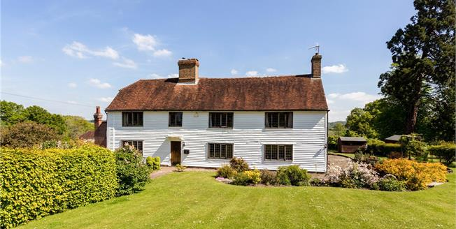 Asking Price £1,275,000, 8 Bedroom Detached House For Sale in Hawkhurst, TN18