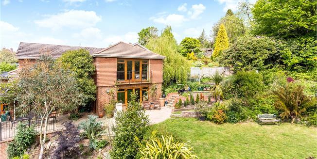 Asking Price £895,000, 4 Bedroom Detached House For Sale in Tunbridge Wells, Kent, TN4