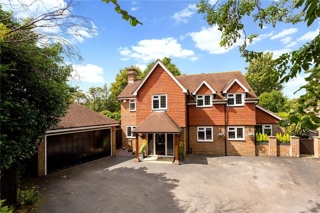 Offers in excess of £1,100,000, 5 Bedroom Detached House For Sale in Langton Green, TN3