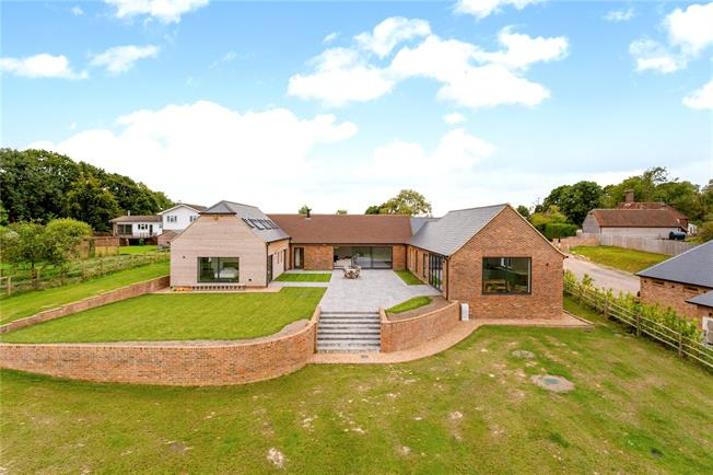 Asking Price £1,350,000, 5 Bedroom Detached House For Sale in Five Ashes, TN20