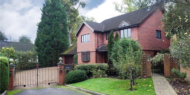 Guide Price £1,695,000, 5 Bedroom Detached House For Sale in Kingston upon Thames, KT2