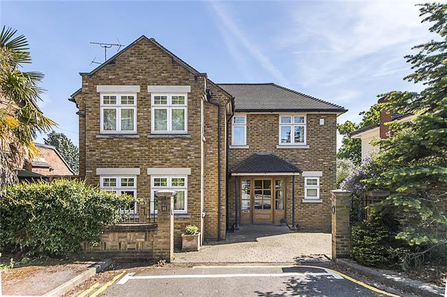 Guide Price £1,950,000, 4 Bedroom Detached House For Sale in London, SW20