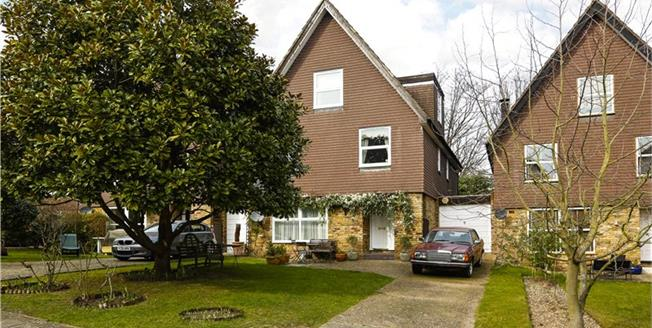 Guide Price £1,650,000, 5 Bedroom Semi Detached House For Sale in London, SW19