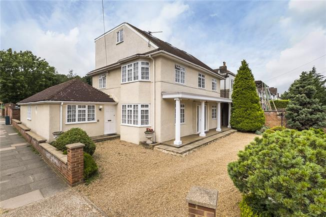 Guide Price £1,150,000, 7 Bedroom Detached House For Sale in London, SW15