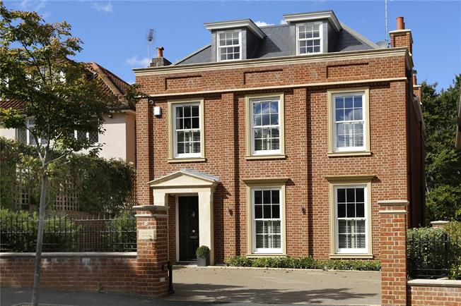 Guide Price £4,950,000, 5 Bedroom Detached House For Sale in London, SW19